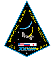Expedition 33 Mission Decal